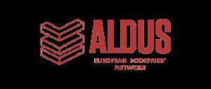 ALDUS logo ORIZZONTALE