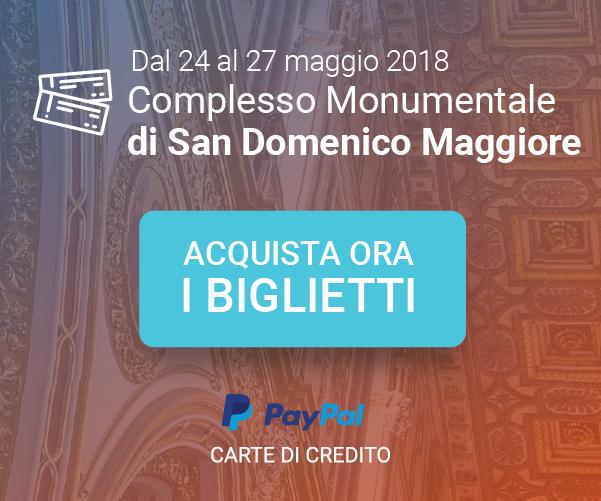 Acquista biglietti per Napoli Città Libro 2018